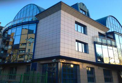 Ul. Cypryjska 72, Warszawa 2010r – Krajowa Izba Rozliczeniowa, pow. 670m2 Remont częściowy dachu
