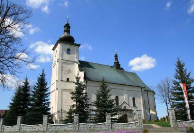 Podwilk – Kościół św. Marcina Wykonanie wentylacji na dachu z blachy miedzianej - wolich oczek