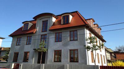 Ul. Ostra 16, Warszawa 2008r – Budynek Prywatny, pow. 650m2 Wykonanie kompleksowe  pokrycia dachu wraz z obróbkami z blachy miedzianej